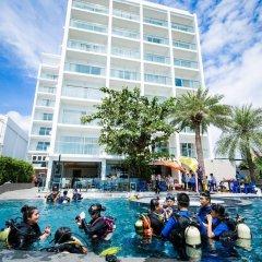 Worita Cove Hotel На Чом Тхиан фото 8