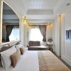 Отель Yasmak Sultan 4* Стандартный номер с двуспальной кроватью фото 13