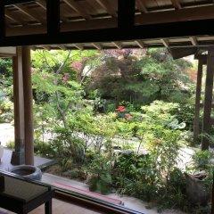 Отель Fukudokoro Aburayama Sanso Япония, Фукуока - отзывы, цены и фото номеров - забронировать отель Fukudokoro Aburayama Sanso онлайн балкон