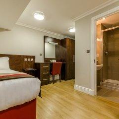 Royal Cambridge Hotel сейф в номере