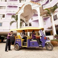 Отель Sawasdee Siam Таиланд, Паттайя - 1 отзыв об отеле, цены и фото номеров - забронировать отель Sawasdee Siam онлайн городской автобус