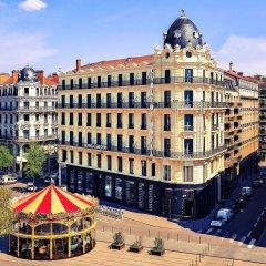 Hotel Carlton Lyon - MGallery By Sofitel балкон