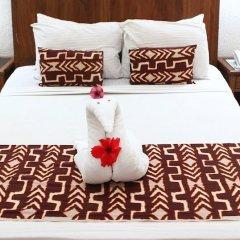 Отель Coconut Grove Beach Resort Гана, Шама - отзывы, цены и фото номеров - забронировать отель Coconut Grove Beach Resort онлайн комната для гостей фото 2