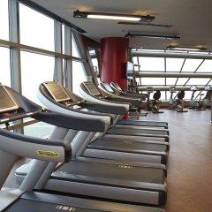 Hilton Bursa Convention Center & Spa Турция, Бурса - отзывы, цены и фото номеров - забронировать отель Hilton Bursa Convention Center & Spa онлайн фитнесс-зал