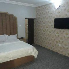 Отель AFRICAN PRINCESS HOTEL New Haven Нигерия, Энугу - отзывы, цены и фото номеров - забронировать отель AFRICAN PRINCESS HOTEL New Haven онлайн комната для гостей фото 4