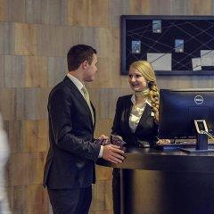 Отель Mercure Muenchen City Center Мюнхен интерьер отеля