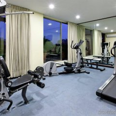 Holiday Inn Hotel And Suites Zona Rosa Мехико фитнесс-зал