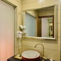 Отель Three Inns Hotel Китай, Сямынь - отзывы, цены и фото номеров - забронировать отель Three Inns Hotel онлайн ванная