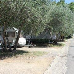 Отель Camping Michelangelo Флоренция парковка