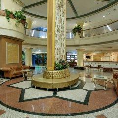 Crystal Sunrise Queen Luxury Resort & Spa Турция, Сиде - 1 отзыв об отеле, цены и фото номеров - забронировать отель Crystal Sunrise Queen Luxury Resort & Spa - All Inclusive онлайн интерьер отеля фото 3