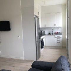Апартаменты Hjorten Apartments Эребру комната для гостей