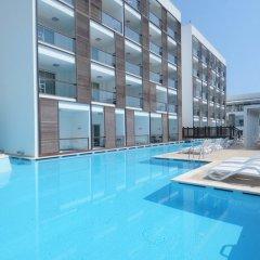 Sentido Golden Bay Hotel Турция, Аланья - отзывы, цены и фото номеров - забронировать отель Sentido Golden Bay Hotel - Adults Only онлайн бассейн