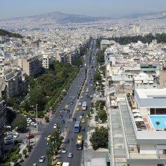 Athens Zafolia Hotel фото 9