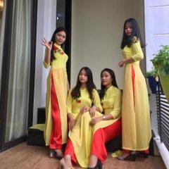 Отель Family Homestay Хойан помещение для мероприятий фото 2
