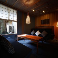 Отель Kamenoi Bessou Хидзи комната для гостей