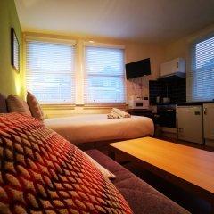 Апартаменты London Euston Luxury Apartments Лондон комната для гостей фото 3