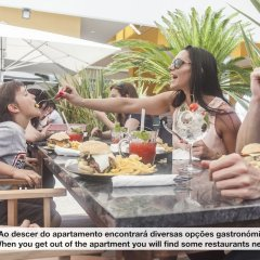 Апартаменты Apt in Lisbon Oriente 57 Apartments - Parque das Nações питание