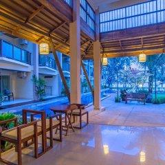 Отель Lanta Pura Beach Resort гостиничный бар