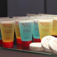 Отель Vallian Village Hotel Греция, Петалудес - отзывы, цены и фото номеров - забронировать отель Vallian Village Hotel онлайн ванная фото 2