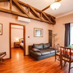 Отель EuroResidence Apartament Home комната для гостей фото 5