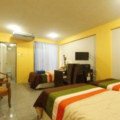Отель Banglumpoo Place Таиланд, Бангкок - отзывы, цены и фото номеров - забронировать отель Banglumpoo Place онлайн комната для гостей фото 4