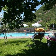 Отель Pension Sonnheim Гаргаццоне бассейн