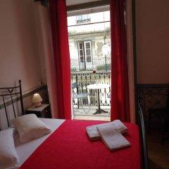 Отель Pensão Aljubarrota Португалия, Лиссабон - 1 отзыв об отеле, цены и фото номеров - забронировать отель Pensão Aljubarrota онлайн комната для гостей фото 5