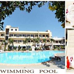 Отель Royal Hotel Вьетнам, Вунгтау - отзывы, цены и фото номеров - забронировать отель Royal Hotel онлайн бассейн фото 2