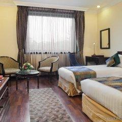 Отель Crowne Plaza Hotel Kathmandu-Soaltee Непал, Катманду - отзывы, цены и фото номеров - забронировать отель Crowne Plaza Hotel Kathmandu-Soaltee онлайн комната для гостей фото 4