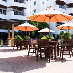 Отель Jomtien Plaza Residence бассейн фото 2