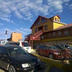 Отель Cabañas Claro de Luna Мексика, Креэль - отзывы, цены и фото номеров - забронировать отель Cabañas Claro de Luna онлайн парковка