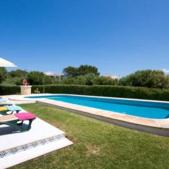 Отель Villa Savanna Кала-эн-Бланес бассейн