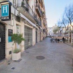 Гостевой Дом Forum Tarragona парковка