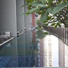 Отель Hansar Bangkok бассейн фото 3