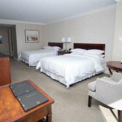 Отель Hilton Los Angeles/Universal City США, Лос-Анджелес - отзывы, цены и фото номеров - забронировать отель Hilton Los Angeles/Universal City онлайн комната для гостей фото 4