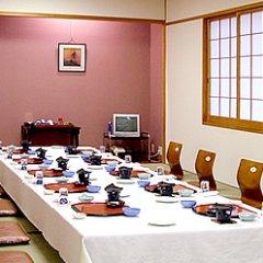 Отель Shikanocho Kokuminshukusha Sanshien Мисаса помещение для мероприятий