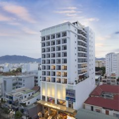 Nice Swan Hotel балкон фото 2