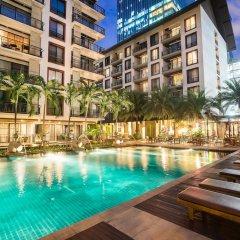 Отель Amanta Hotel & Residence Ratchada Таиланд, Бангкок - отзывы, цены и фото номеров - забронировать отель Amanta Hotel & Residence Ratchada онлайн фото 4