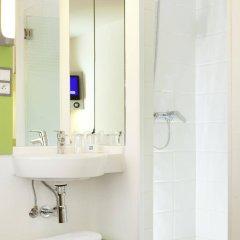 Отель ibis budget Tanger Марокко, Медина Танжера - отзывы, цены и фото номеров - забронировать отель ibis budget Tanger онлайн ванная фото 2
