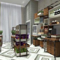 Отель Hilton Garden Inn Dubai Al Jadaf Culture Village ОАЭ, Дубай - 1 отзыв об отеле, цены и фото номеров - забронировать отель Hilton Garden Inn Dubai Al Jadaf Culture Village онлайн питание фото 3