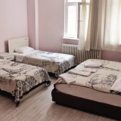 Puffin Hostel комната для гостей