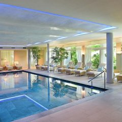 Hotel Jagdhof Марленго бассейн фото 2