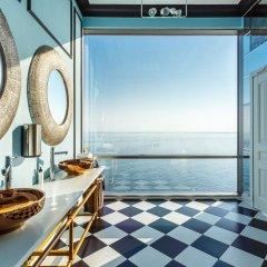 Гостиница Утёсов в Анапе 9 отзывов об отеле, цены и фото номеров - забронировать гостиницу Утёсов онлайн Анапа ванная фото 2