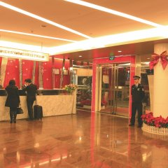 Guangdong Baiyun City Hotel развлечения