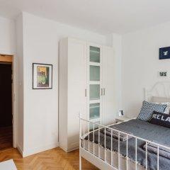 Апартаменты Heart of Warsaw III apartment в номере