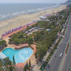 Отель DIC Star Hotel Вьетнам, Вунгтау - 1 отзыв об отеле, цены и фото номеров - забронировать отель DIC Star Hotel онлайн пляж