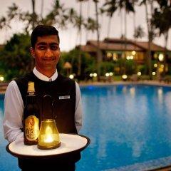 Отель Reef Villa and Spa Шри-Ланка, Ваддува - отзывы, цены и фото номеров - забронировать отель Reef Villa and Spa онлайн бассейн фото 3