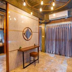 Kaen Hostel Паттайя комната для гостей фото 3