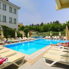 Amaris Apartments Турция, Мармарис - 2 отзыва об отеле, цены и фото номеров - забронировать отель Amaris Apartments онлайн бассейн фото 2