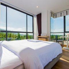 Отель Hill Myna Condotel 3* Номер Делюкс с разными типами кроватей